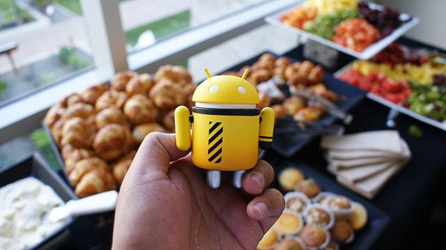 Google Android Rombot miniature